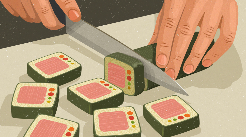Tv cookery (johnholcroft.com)